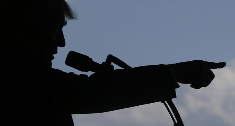 Affaire russe: de retour Trump attaque les « mensonges » des médias