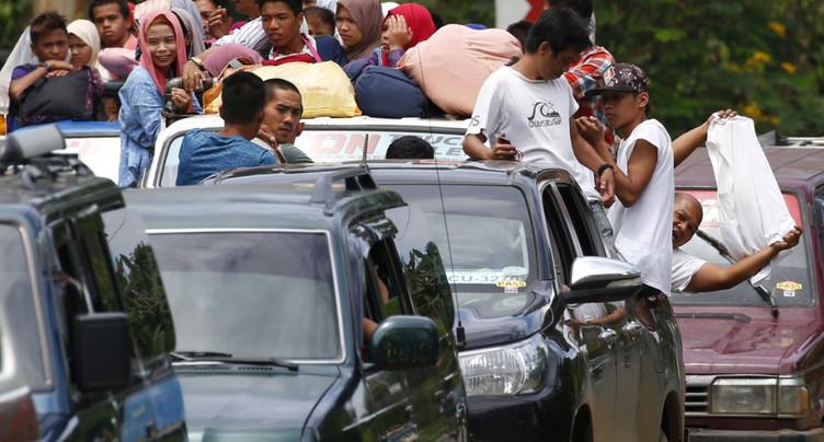 Les combats se poursuivent entre islamistes et armée aux Philippines