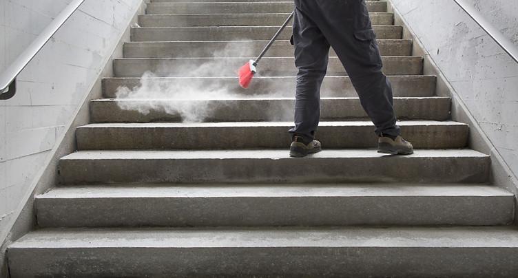 L'Etat de Genève ne veut plus de nettoyeurs sous-payés chez lui