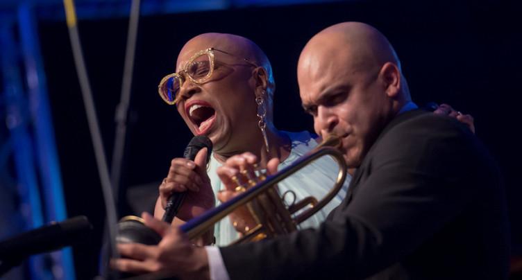 Huit célébrités de la Nouvelle-Orléans au Jazz festival d'Ascona