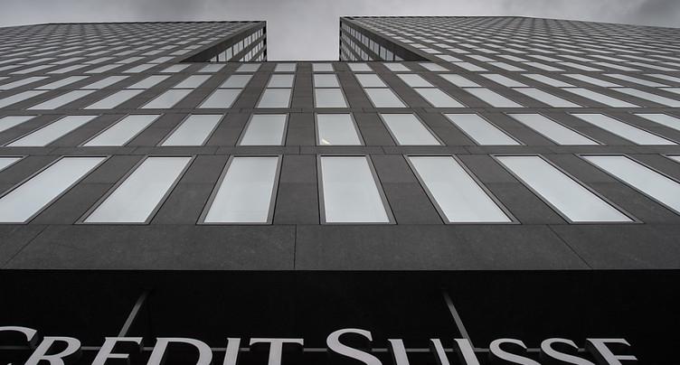Scandale 1MDB: Credit Suisse écope d'une amende à Singapour
