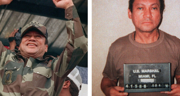 Panama: décès de l'ancien dictateur Manuel Noriega