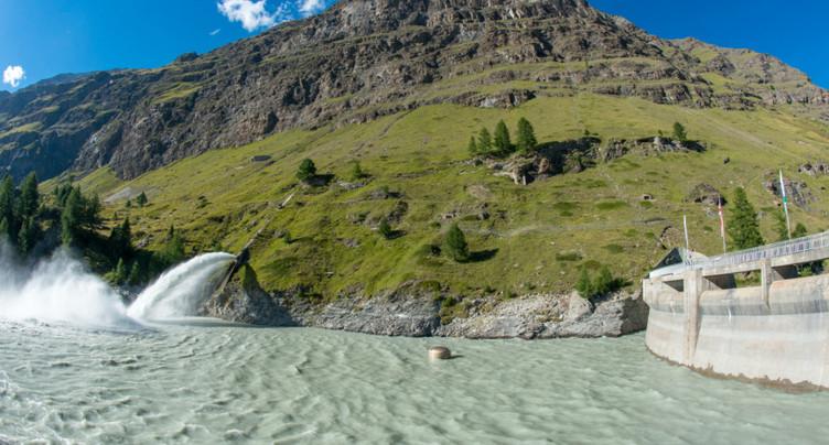 Pas de soutien précipité à l'énergie hydraulique suisse
