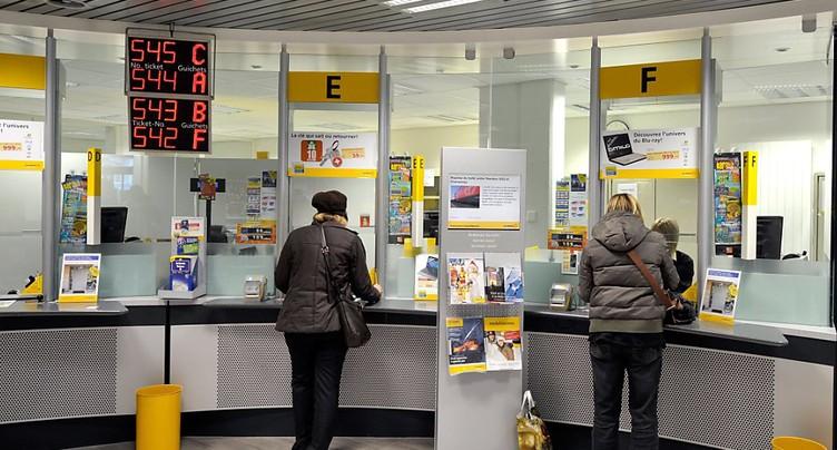 Réseau postal: le National veut tenir compte davantage des régions