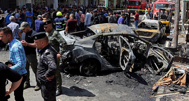 Deux attentats-suicides à Bagdad: près de 30 morts