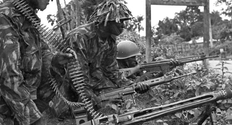 Opération ville morte dans le sud-est pour commémorer le Biafra