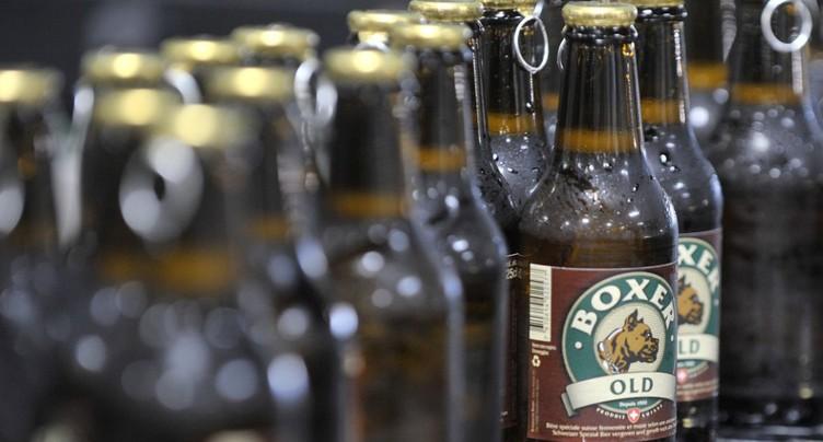 La bière vaudoise Boxer s'allie à la zurichoise Doppelleu