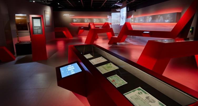 Un nouveau musée suisse des finances prend ses quartiers à Zurich
