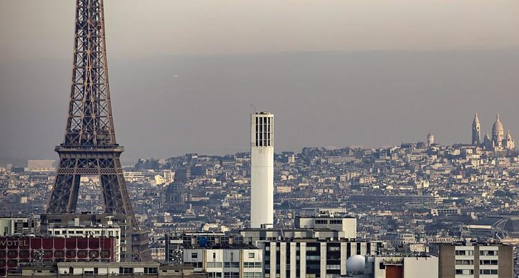 La circulation différenciée mise en place jeudi à Paris