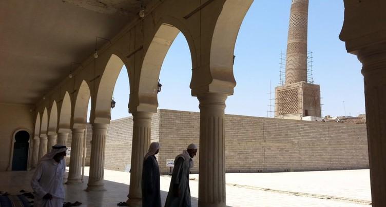 L'EI fait exploser la grande mosquée Al Nouri de Mossoul