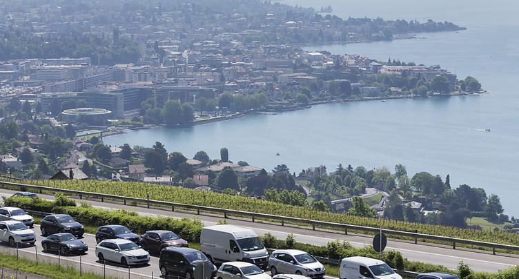 L'évolution des embouteillages autoroutiers s'est tassée en 2016