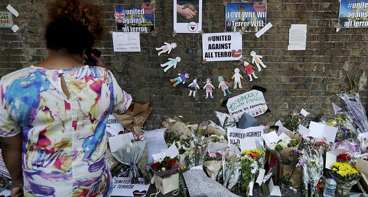 L'agresseur de la mosquée londonienne mis en examen pour meurtre lié au terrorisme