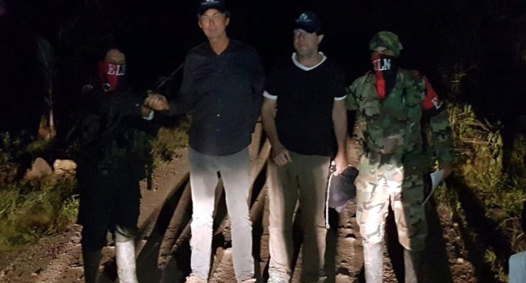 Colombie: la libération des journalistes néerlandais finalement confirmée