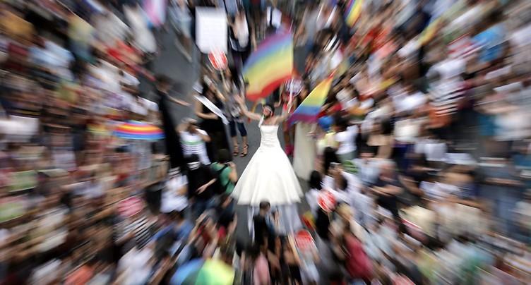 Marche des fiertés à Istanbul malgré l'interdiction des autorités