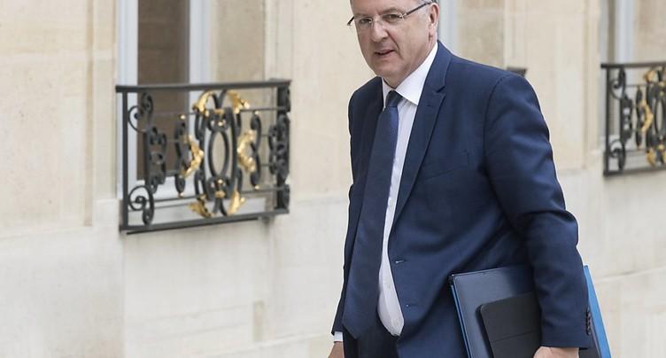 Richard Ferrand élu à la tête du groupe REM à l'Assemblée française