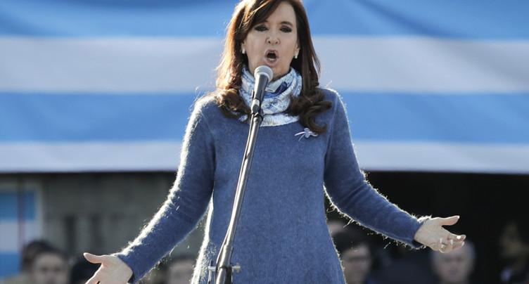 Argentine: l'ex-présidente Cristina Kirchner candidate au Sénat