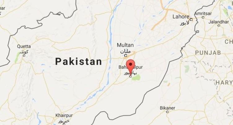 Un camion de carburant s'enflamme au Pakistan, au moins 146 morts