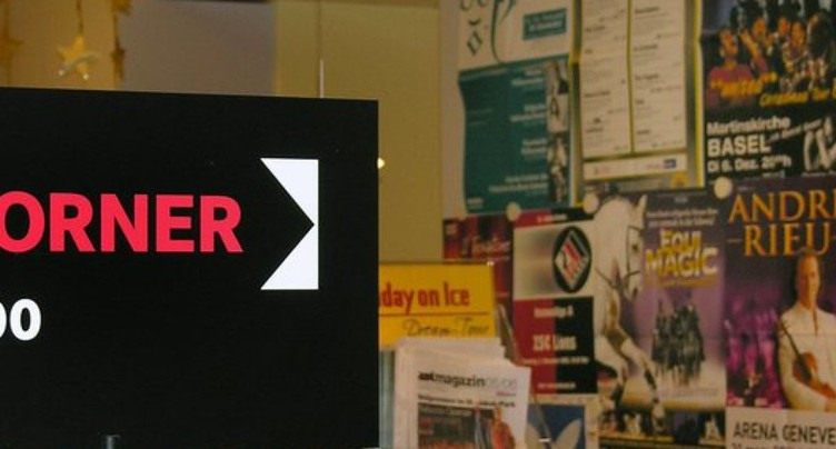 Ticketcorner et Starticket tiennent à leur projet de fusion