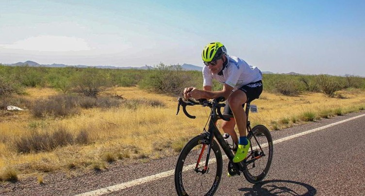 Des Suisses ont traversé les USA à vélo pour promouvoir la santé