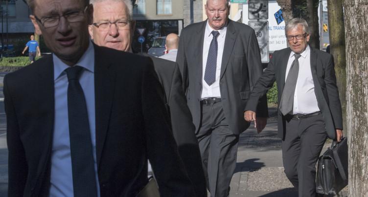 Chefs de la police lucernoise acquittés: pas de négligence