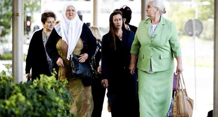 Les Pays-Bas partiellement responsables du massacre de Srebrenica