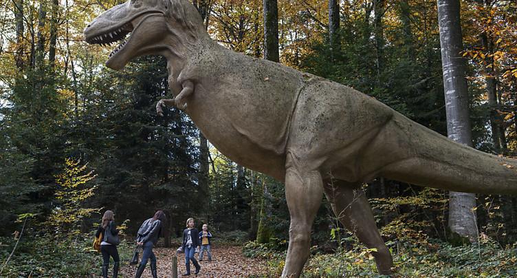 Nouvelles traces de dinosaures carnivores dans le Jura