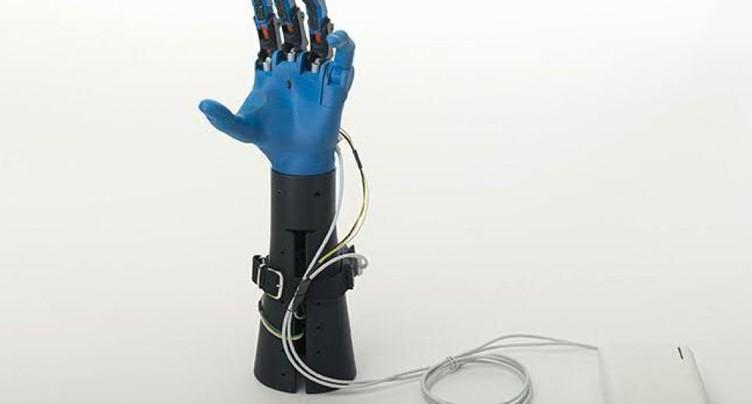 ZHAW:  prothèses de main pour enfants par imprimante 3D