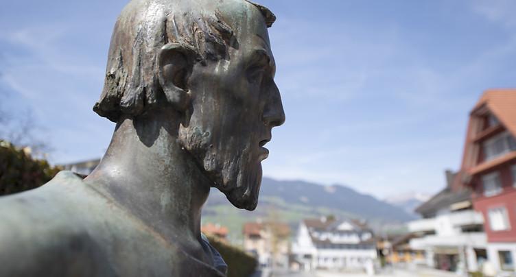 « Nicolas de Flüe - en voyage » dans tous les cantons