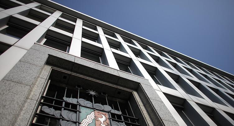 L'espion suisse présumé reste en détention en Allemagne