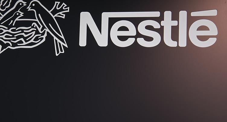 Nestlé: feu vert à un rachat d'actions de 20 milliards de francs