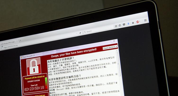 Cyberattaques: le virus utilise une faille de Windows (Microsoft)