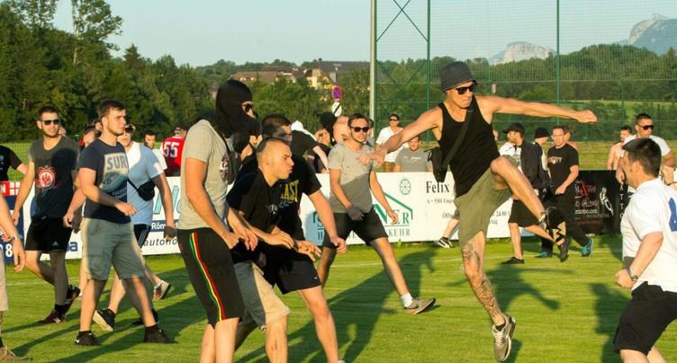 Berne se joint aux efforts pour lutter contre le hooliganisme