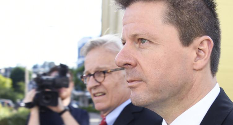 Violation du secret de fonction: Martin Bäumle acquitté en appel