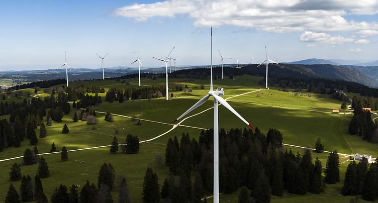 Pas d'éoliennes à moins de 300 mètres des maisons