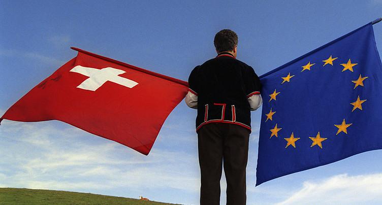 Le Conseil fédéral maintient le cap de sa politique européenne
