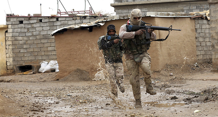 L'armée reprend deux quartiers de la vieille ville de Mossoul