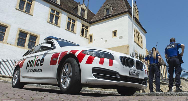 Une équipe de braqueurs lituaniens condamnés à Neuchâtel