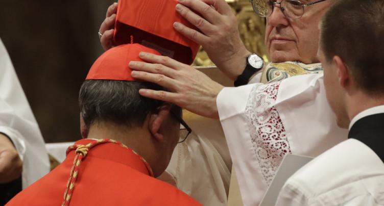 Cinq nouveaux cardinaux: hommage du pape aux églises marginalisées