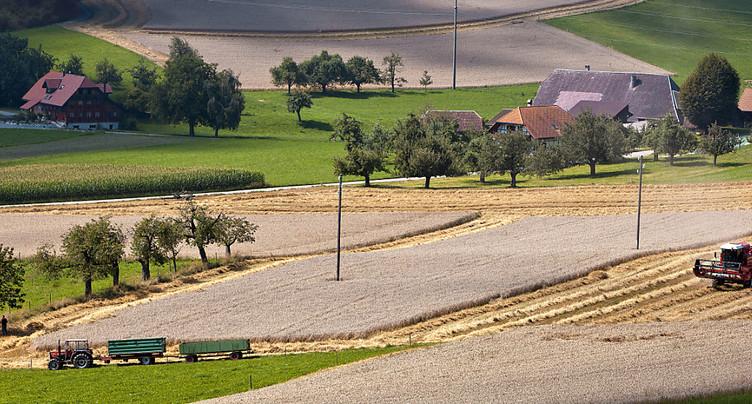 Le Conseil fédéral lance la campagne de votation sur la sécurité alimentaire