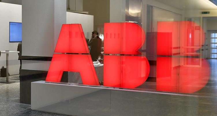 ABB fait bondir son bénéfice net au premier semestre