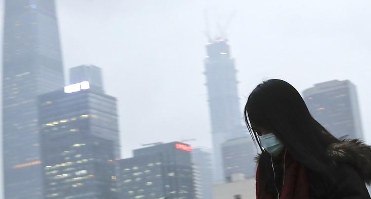 La qualité de l'air ne cesse de se dégrader en Chine
