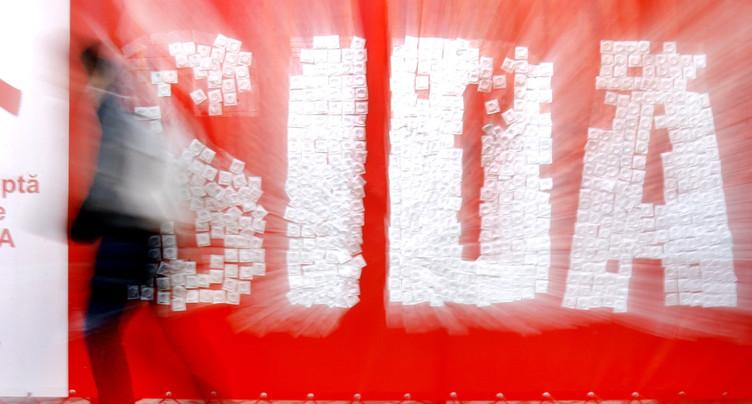 Moitié moins de décès liés au sida qu'il y a 10 ans
