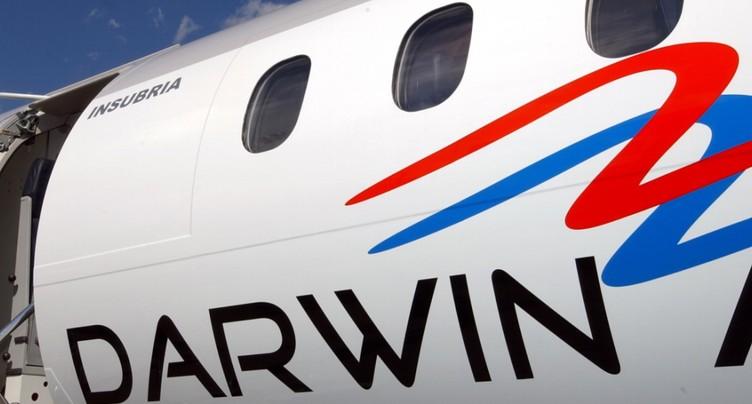 La compagnie aérienne Darwin change de propriétaire