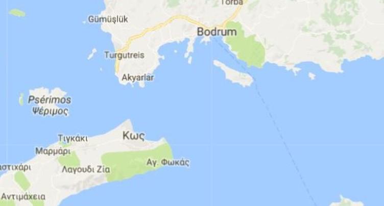 Un séisme en mer Egée: deux morts sur l'île grecque de Kos