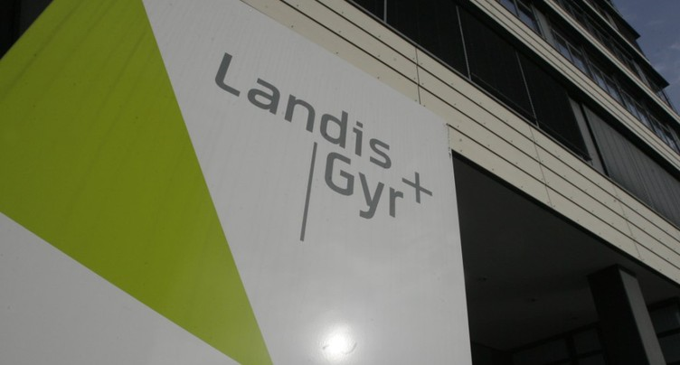 L'introduction en Bourse de Landis+Gyr rencontre un vif succès