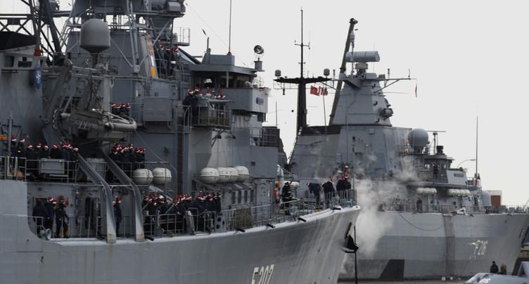 Berlin réexamine ses livraisons d'armement à la Turquie