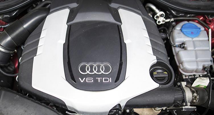 Audi rappelle jusqu'à 850'000 véhicules diesel