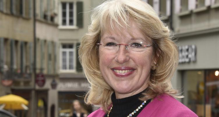 Succession Burkhalter: Jacqueline de Quattro « candidate à la candidature »