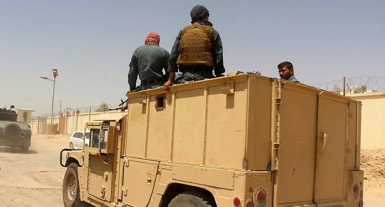 Seize policiers afghans tués dans un bombardement américain