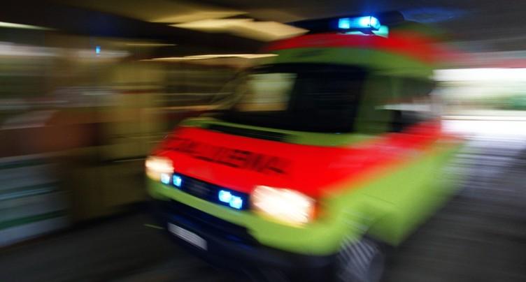 Enterrement de célibat sur un tracteur en Argovie: 18 blessés